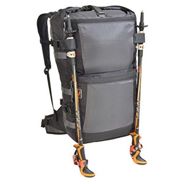VenTerra Tactical Backpack 6 VenTerra Men's Bivy Hiking Backpack