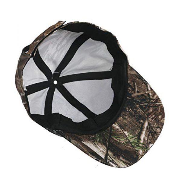 TOURBON Tactical Hat 6 TOURBON Camo Hat Hunting Nylon Cap Tactical Baseball Cap