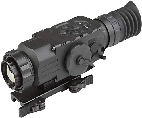 AGM Global Vision Rifle Scope 1 AGM Python TS25-336 Short Range Thermal Imaging Rifle Scope, 336x256 (60Hz) Resolution, 25mm Lens, 1.2X Optical Magnification, Field of View 13x10, 10mm Exit Pupil Diameter