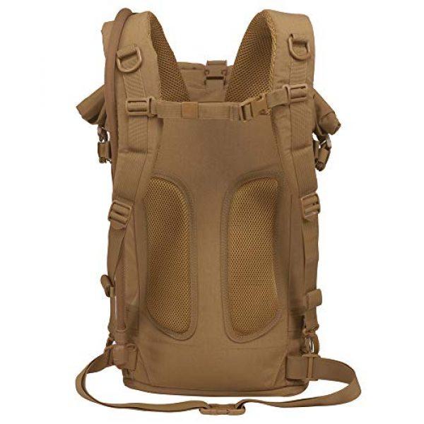 Norfuma Tactical Backpack 3 Norfuma Outdoor Tactical Hiking Camping Cycling Rack Bag Hydration Bag 36L-45L