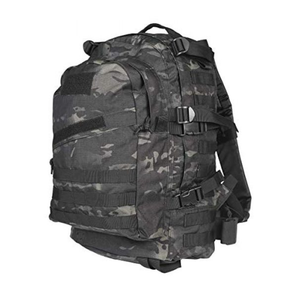 5ive Star Gear Tactical Backpack 1 5ive Star Gear GI Spec 3-Day Military Backpack