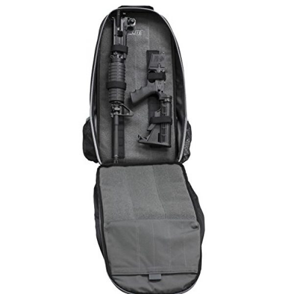 Elite Survival Systems Tactical Backpack 6 Elite Survival Systems ELS7725-B Stealth