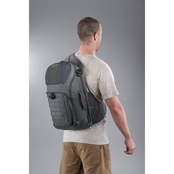 SOG Specialty Knives Tactical Backpack 7 Evac Sling Gray