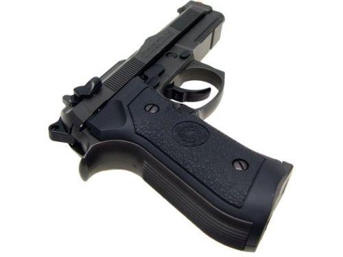 Prima USA Airsoft Pistol 6 HFC m9 tactical gas blowback airsoft pistol full metal construction air soft gun(Airsoft Gun)