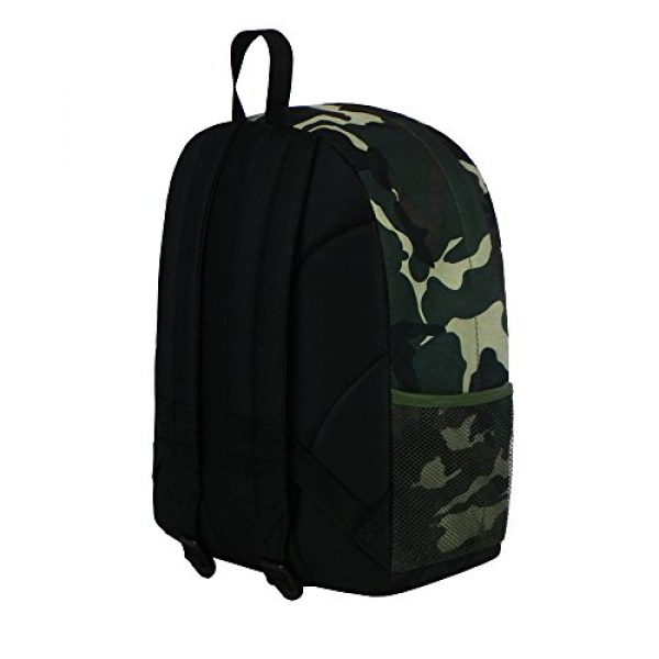 East West U.S.A Tactical Backpack 4 East West U.S.A BC101S Digital Camouflage Military Sports Backpack