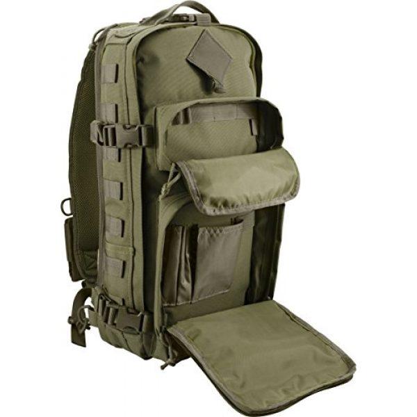 BARSKA Tactical Backpack 6 BARSKA Loaded Gear GX-300 Tactical Sling Backpack