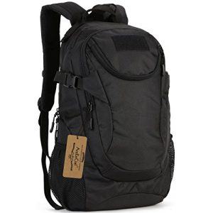 ArcEnCiel Tactical Backpack 1 ArcEnCiel Motorcycle Backpack Tactical Military Bag Army Assault Pack - Rain Cover Included