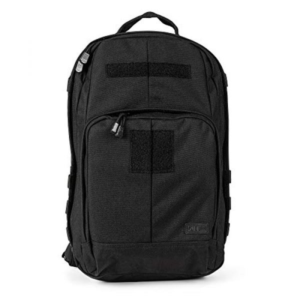 5.11 Tactical Backpack 1 5.11 Tactical TAC Essential Backpack, 25 Liters, 1050D Nylon, Style 56643