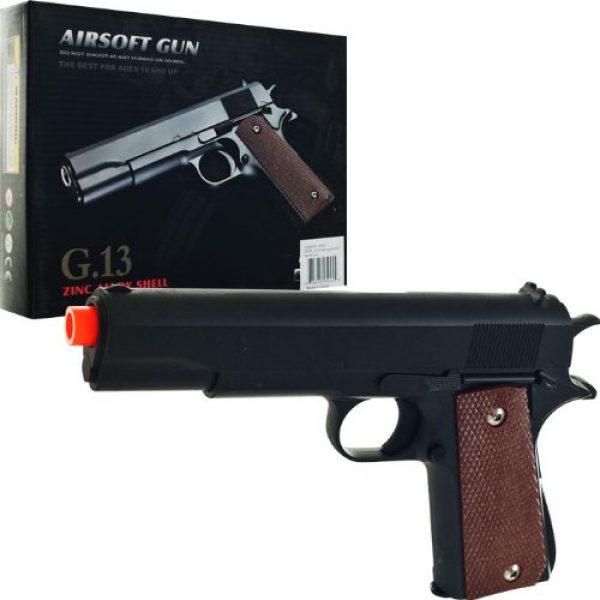 UKARMS Airsoft Pistol 1 bss - whetstonet g.13 zinc alloy 1911 airsoft pistol(Airsoft Gun)