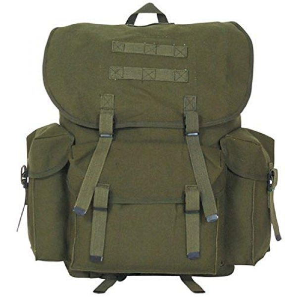 Fox Outdoor Tactical Backpack 1 Fox Outdoor Products NATO Style Rucksack