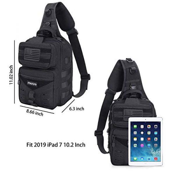 MOSISO Tactical Backpack 6 MOSISO Tactical Backpack & Slingbag