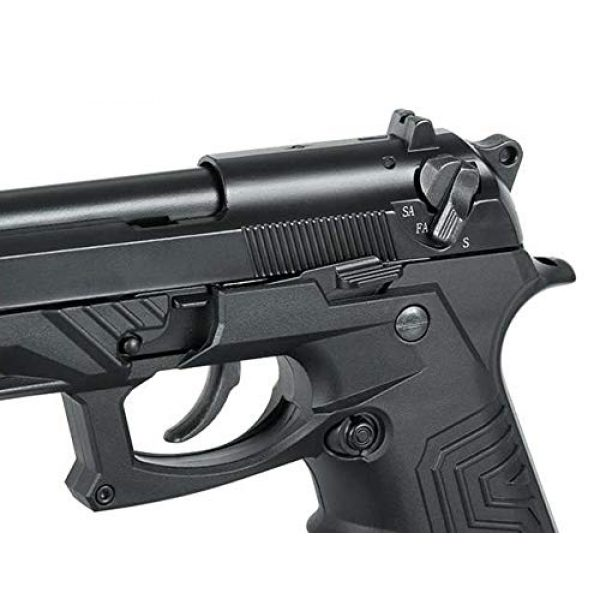 HFC Airsoft Pistol 5 HFC Full Metal HGA173 Fully Automatic Gas Airsoft Pistol