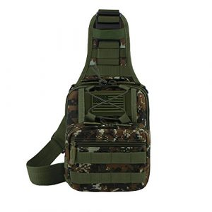 East West U.S.A Tactical Backpack 1 East West U.S.A RTC517 Tactical Sling Chest Utility Shoulder Bag
