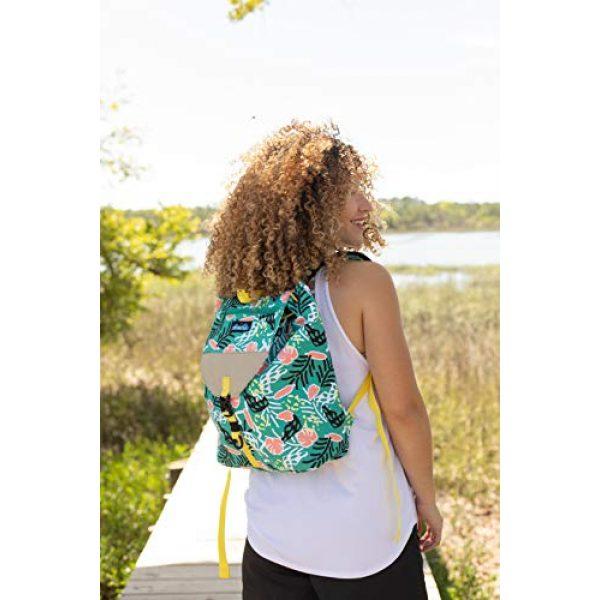 KAVU Tactical Backpack 5 KAVU Satchel Pack Rucksack Travel Backpack
