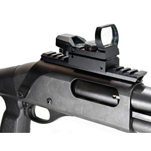TRINITY Rifle Scope 2 Trinity Base Mount and Reflex Sight Replacement Compatible with Remington 870 12ga H&R 1871