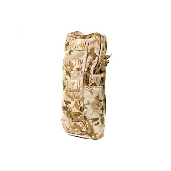 T3 Tactical Tactical Backpack 2 T3 Tactical Upright Utility MOLLE Pouch - Large