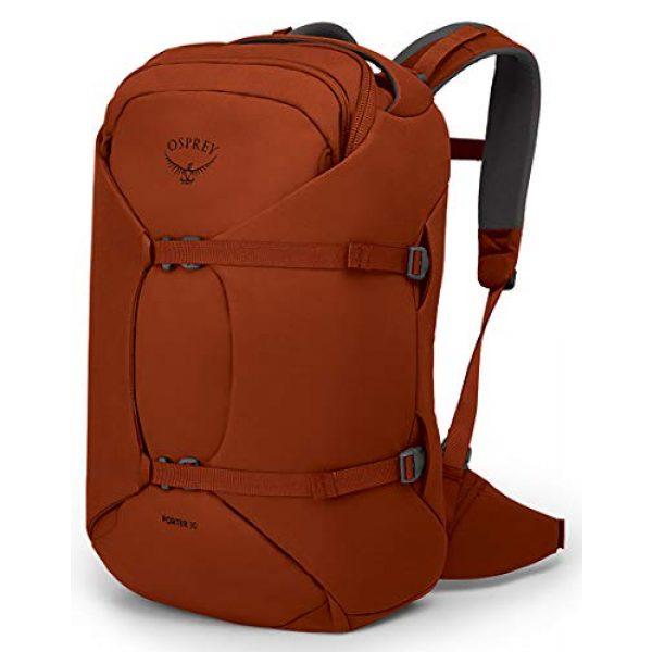 Osprey Tactical Backpack 5 Osprey Porter 30 Travel Backpack