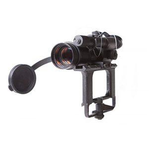 BelOMO Rifle Scope 1 Belomo Red Dot Scope Russian Collimator Sight Weatherproof PK-01V PK-01 V