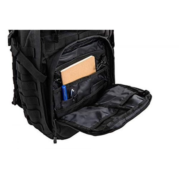 TLO Outdoors Tactical Backpack 5 TLO Outdoors TacPack12 Tactical Backpack 24L Storage Daypack, Rucksack, Gear Bag