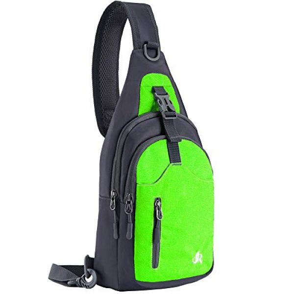 Y&R Direct Tactical Backpack 2 Y&R Direct 14 Colors Lightweight Sling Backpack Sling Bag Travel Hiking Small Backpack for Women Men Kids Gifts