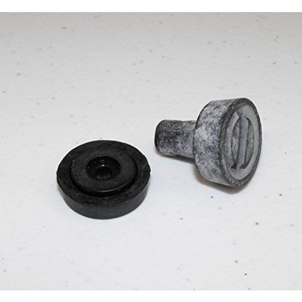 JL Missouri Parts Air Gun Accessory 1 Daisy 25 21 75 80 95 96 98 99 155 Plunger Head Synthetic Seals Gun BB Air Rifle Seal Gasket Piston Part
