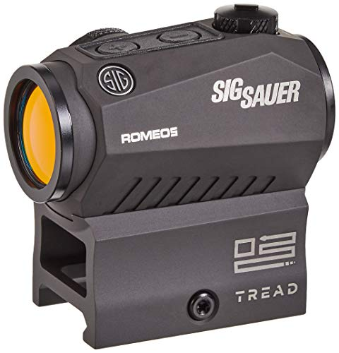 Sig Sauer Rifle Scope 1 Sig Sauer Romeo5 1x20mm Compact Red Dot