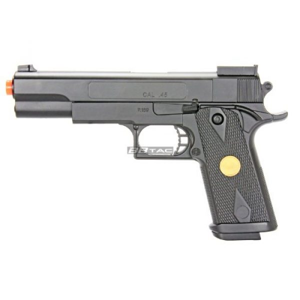 BBTac Airsoft Pistol 1 bbtac p169 airsoft 260 fps spring pistol with functional safety and reinforced trigger(Airsoft Gun)