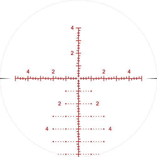 Riton Rifle Scope 3 Riton Optics X3 Conquer 6-24x50