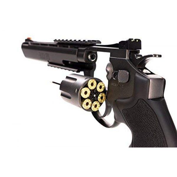 Black Ops Airsoft Pistol 2 Black Ops Exterminator Pistol - CO2 Pistol Revolver BB Gun Full Metal