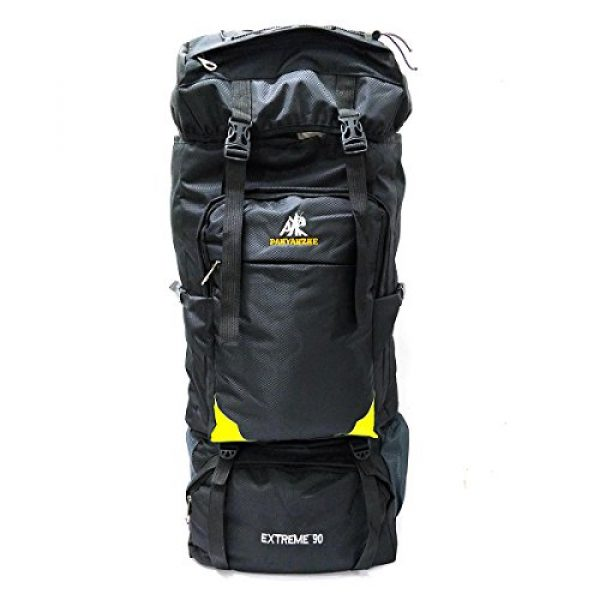 Leeloo Tactical Backpack 7 LeeLoo Extra Large 90 Liter Duffel Bag Travel Backpack for Travelling, Backpacking, Camping, Hiking.