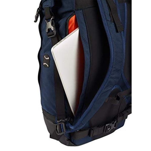 Burton Tactical Backpack 4 Burton Upslope Backpack, Durable Commuter Bag with Waterproof Closure and Laptop Sleeve
