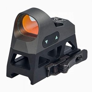 Fashion Sport Rifle Scope 1 Fashion Sport Red dot riflescope 1x25 Mini Reflex Sight Dot Reticle Red Dot Sight Scope Picatinny for Hunting