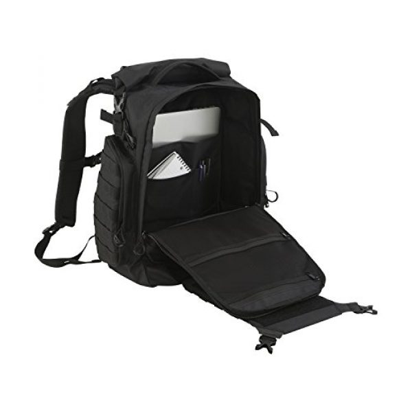 Allen Company Tactical Backpack 4 Allen Task Force EDC Backpack, Black, One Size