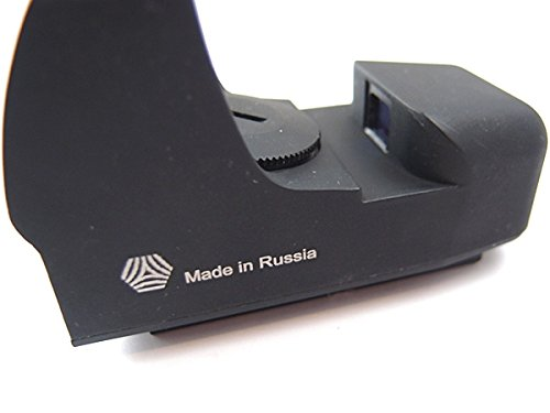 Kalinka Optics Rifle Scope 3 Kalinka Optics Pilade 1x42 Red Dot, Weaver Screw Mount