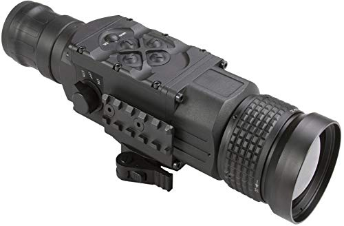 AGM Global Vision Rifle Scope 2 AGM 3093456006AN51 Model Anaconda TC50-384 Medium Range Thermal Imaging Clip-On System, 336x256 (60 Hz) Resolution, 50mm Lens, 1x Optical Magnification, Field of View 7.8°x5.9°