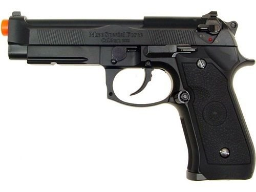 HFC  1 hfc m190 metal semi auto pistol rail ver airsoft gun(Airsoft Gun)