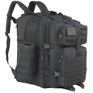 GZ XINXING Tactical Backpack 1 GZ XINXING 64L Large 3 day Molle Assault Pack Military Tactical Army Backpack Bug Out Bag Rucksack Daypack