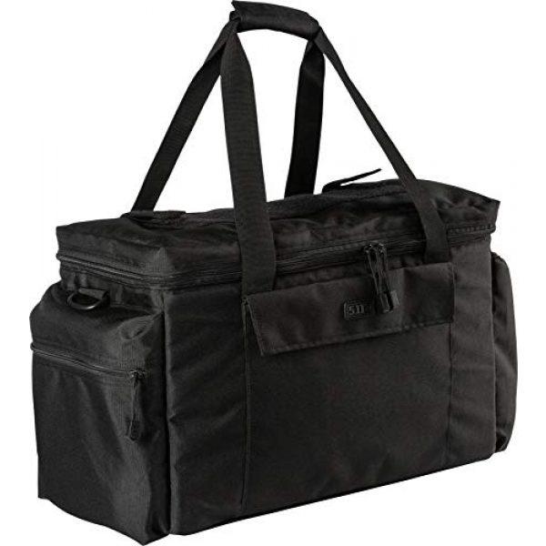 5.11 Tactical Backpack 1 5.11 Tactical Basic Patrol Bag 37 Liters, Adjustable/Removable Shoulder Strap, Style 56523, Black