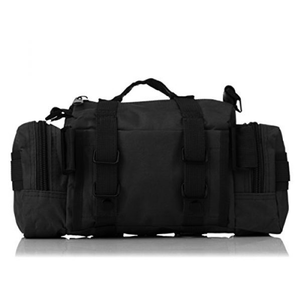 DOUN Tactical Backpack 1 DOUN Tactical Waist Bag Military Versatile Tactical Deployment Bag Hand Carry Bag Molle Waist Pack Camera Bags