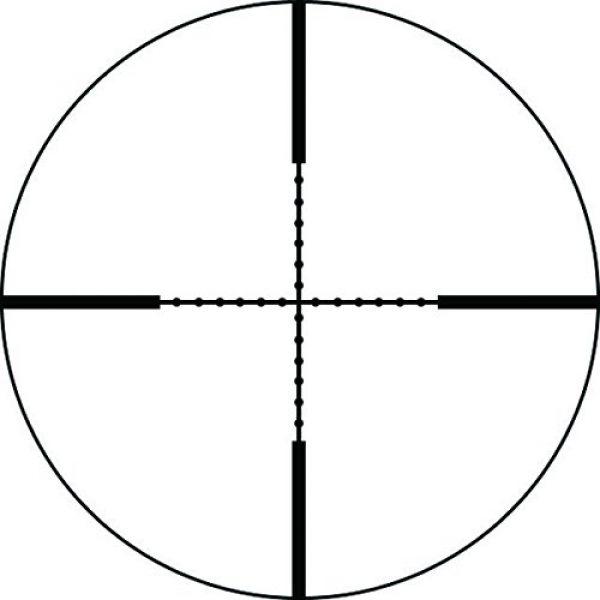 Sniper Rifle Scope 2 Sniper 4-16 x 50 Riflescope, Black