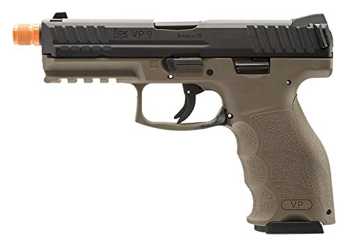 Elite Force  1 Elite Force HK Heckler & Koch VP9 GBB Blowback 6mm BB Pistol Airsoft Gun