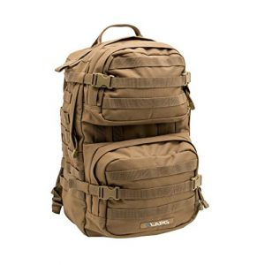 LA Police Gear Tactical Backpack 1 LA Police Gear 3 Day Tactical Backpack for Hunting, Military, Camping, Hiking, and Survival 2.0