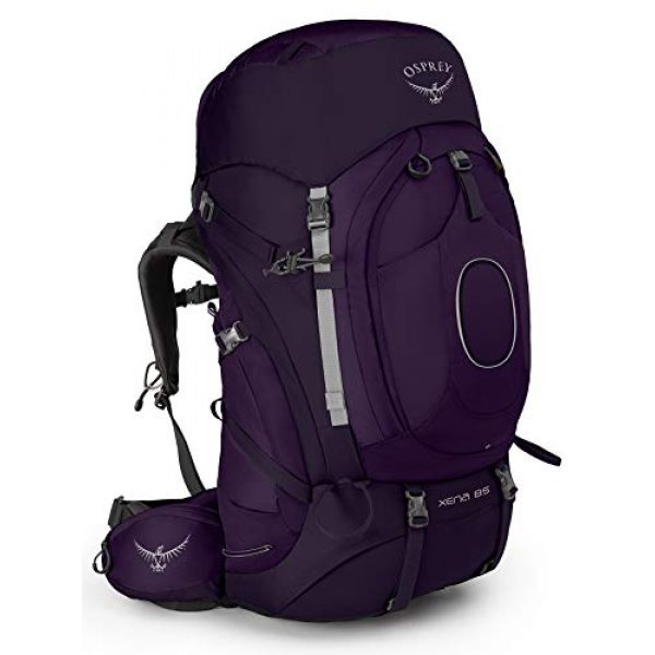 Osprey Tactical Backpack 1 Osprey Xena 85 Women's Backpacking Backpack