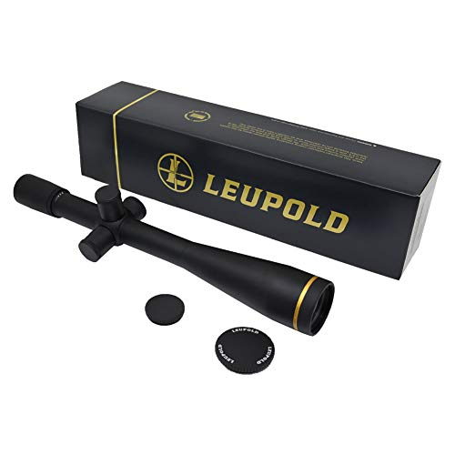 Leupold Rifle Scope 3 Leupold Competition Series 45x45mm Fixed Power Riflescope