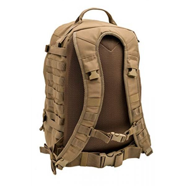 LA Police Gear Tactical Backpack 2 LA Police Gear 3 Day Tactical Backpack for Hunting, Military, Camping, Hiking, and Survival 2.0