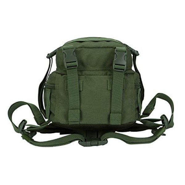 YoKelly Tactical Backpack 4 YoKelly Tactical Backpack Military Army Molle Backpack for Trekking