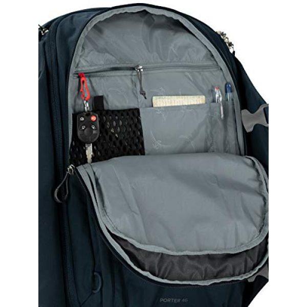 Osprey Tactical Backpack 5 Osprey Porter 46 Travel Backpack