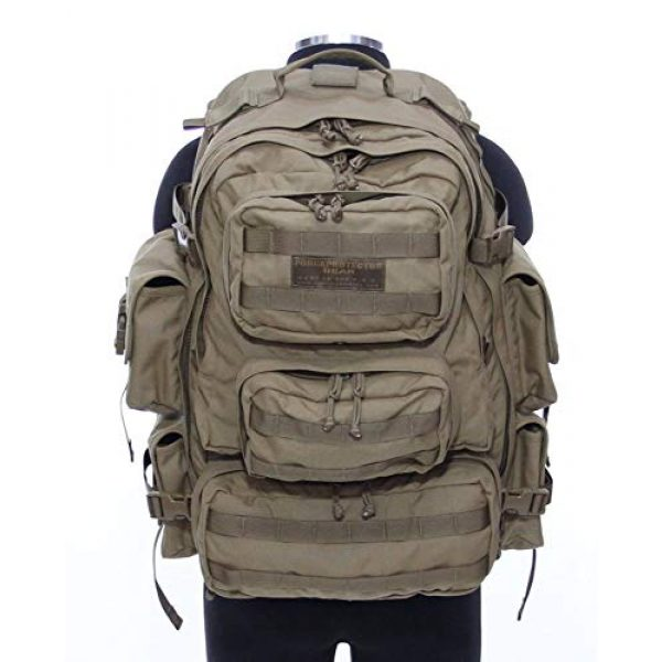 ForceProtector Gear Tactical Backpack 7 ForceProtector Gear Tac Pack Extreme, ACU