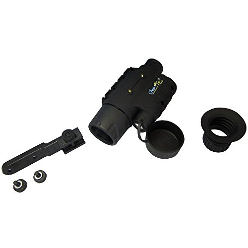 Bering Optics Rifle Scope 1 Bering Optics Exact Precision Gen1 Night Vision Scope Kit, Black