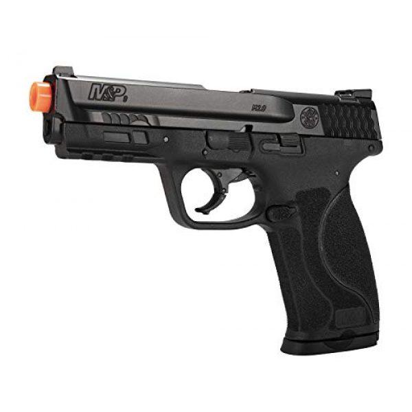 M&P9 Airsoft Pistol 3 Umarex S&W M&P9 M2.0 C02 Blowback Black Airsoft BB Pistol